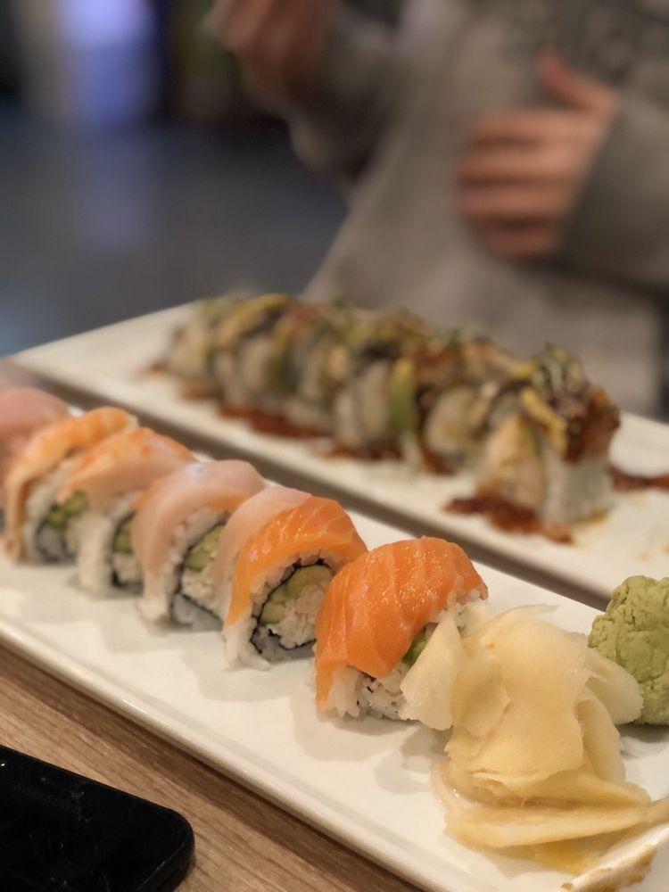 Ugly Tuna Sushi