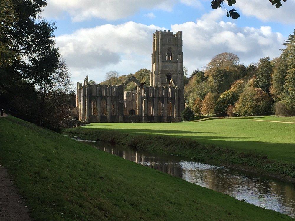 Fountains Abbey | Fountains, Ripon HG4 3DY | +44 1765 608888