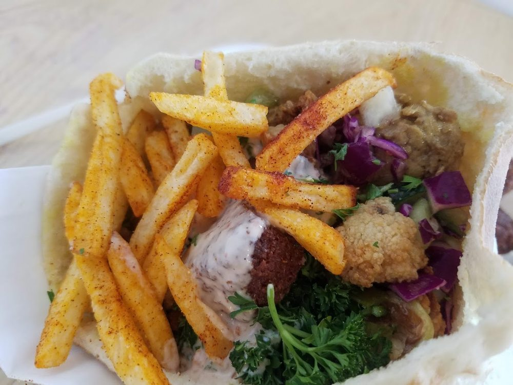 The Flying Falafel