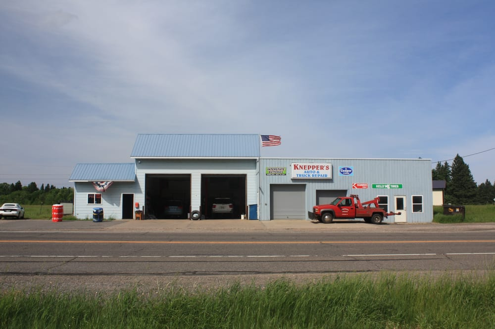 Kneppers Service: 3461 US Hwy 2, Florence, WI