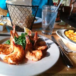 Photo Of Ishnala Wisconsin Dells Wi United States Grilled Prawns Delicious