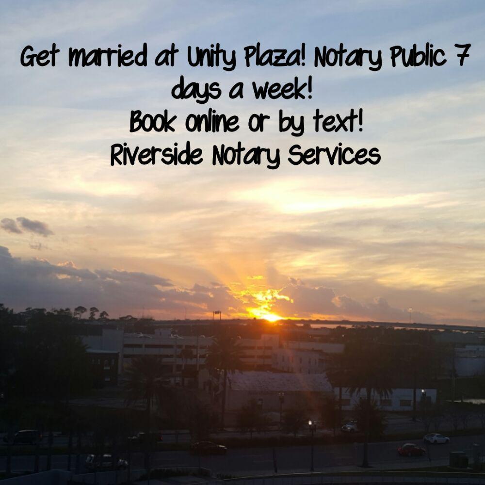 Riverside Notary & Weddings