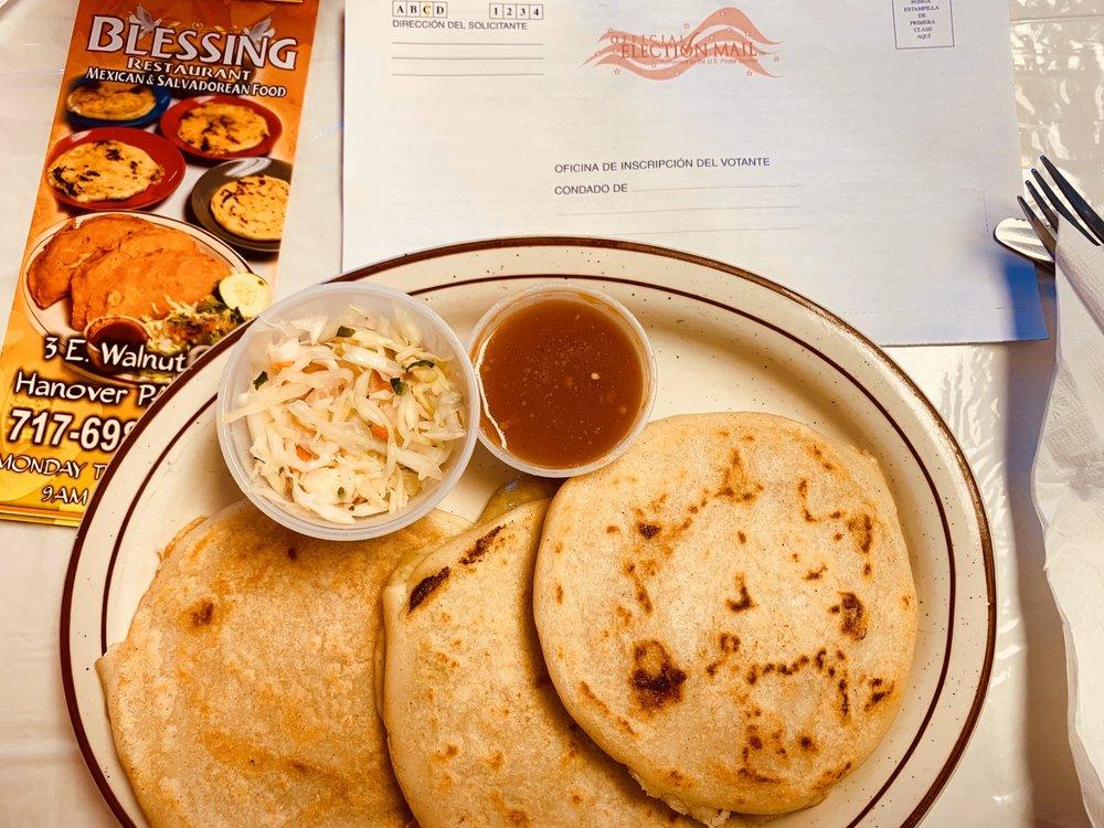 Blessing Restaurant: 3 E Walnut St, Hanover, PA