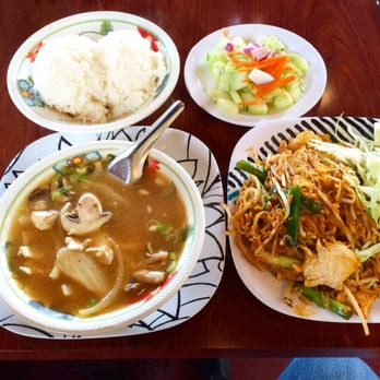 Thai Food Carlsbad El Camino Real