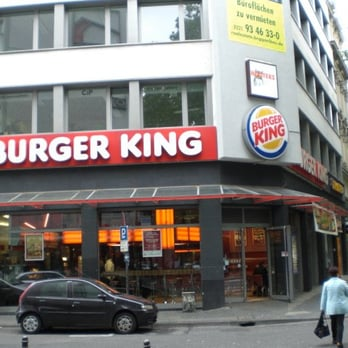 burger king 17 fotos 17 beitr ge fast food hohenzollernring 33 40 apostelnviertel. Black Bedroom Furniture Sets. Home Design Ideas