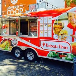 Photo Of Kebab Time