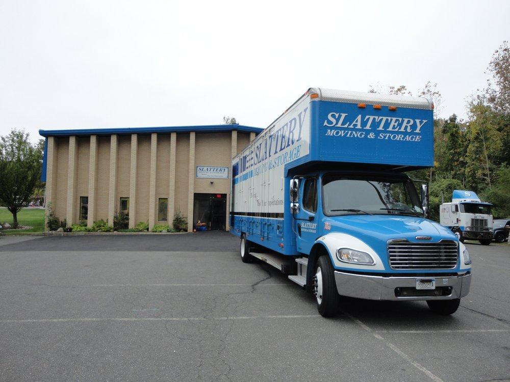Slattery Moving & Storage: 148 Maple Ave, Haverstraw, NY
