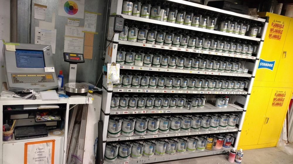 Lights Body Shop: 227 E B St, Butner, NC