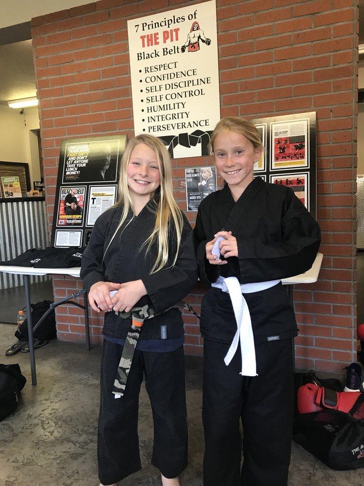 The Pit Martial Arts & Fitness: 1106 E Grand Ave, Arroyo Grande, CA