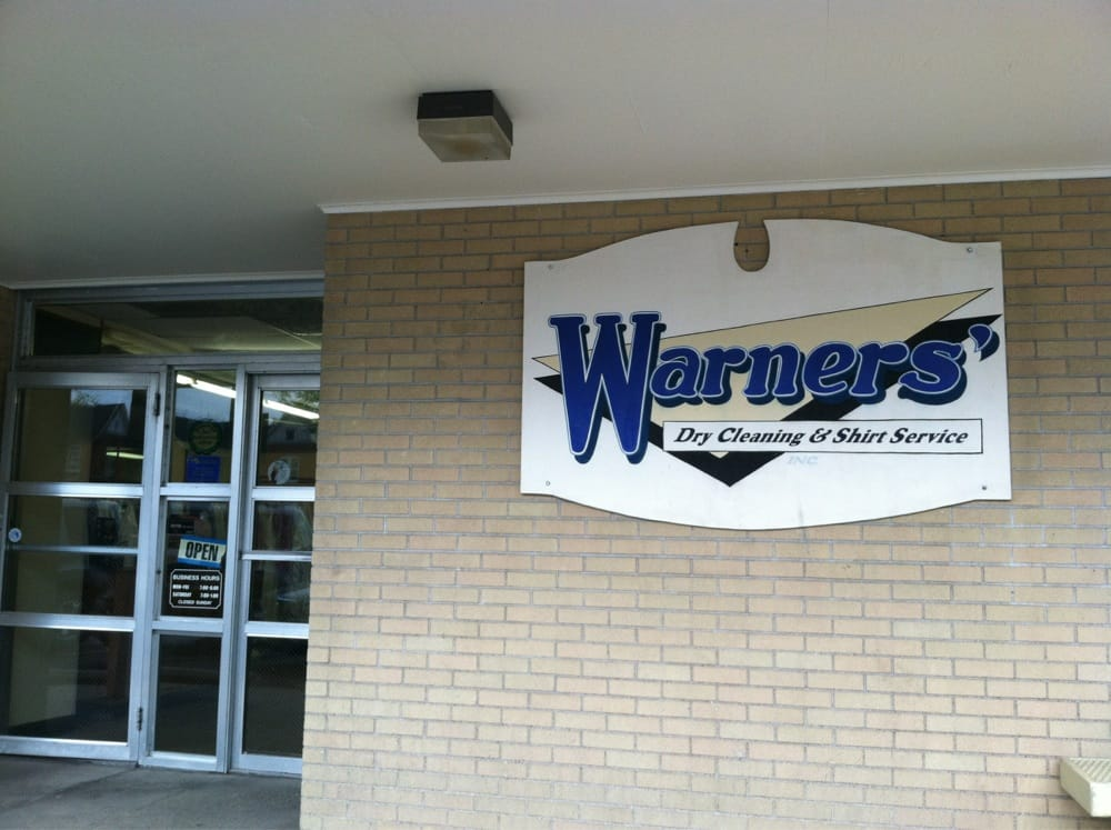 Warners' Dry Cleaning & Shirt Service: 617 N 18th St, Quincy, IL