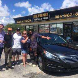 Beyond Car S Dealers 2451 Pembroke Rd Hollywood Fl Phone Number Yelp