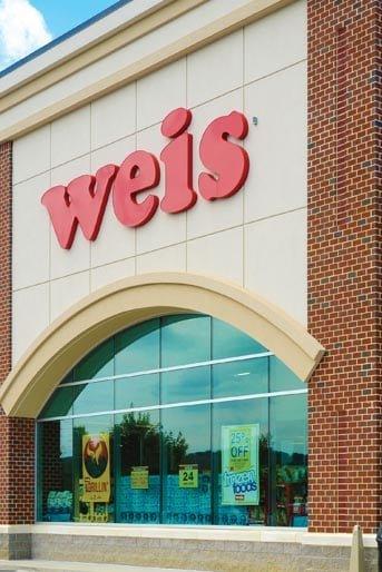 Weis Markets: 10601 Spotsylvania Ave, Fredericksburg, VA