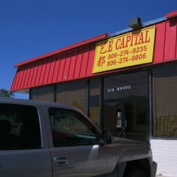 Chinese Food Borger Tx