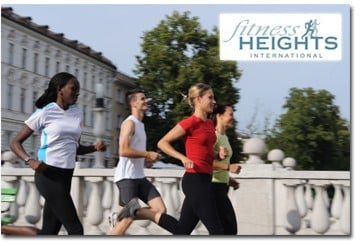 Fitness Heights International: 1123 11th St NW, Washington, DC, DC