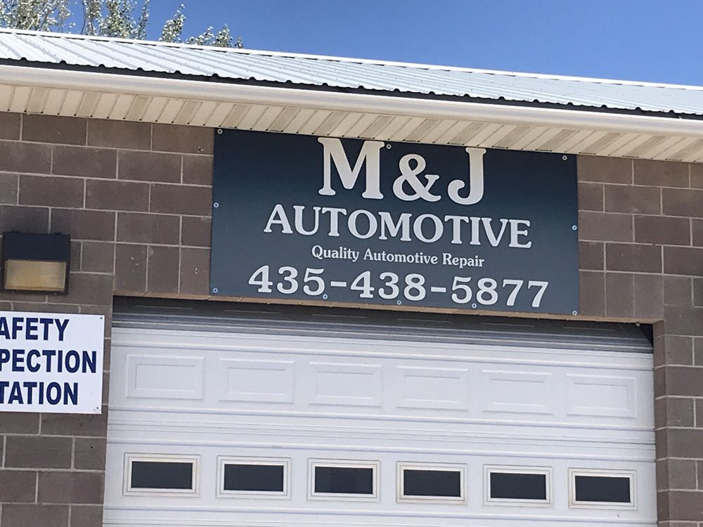 M & J Automotive: 1332 S Main St, Beaver, UT