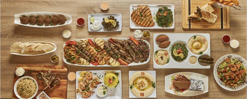 Sufrat Mediterranean Grill