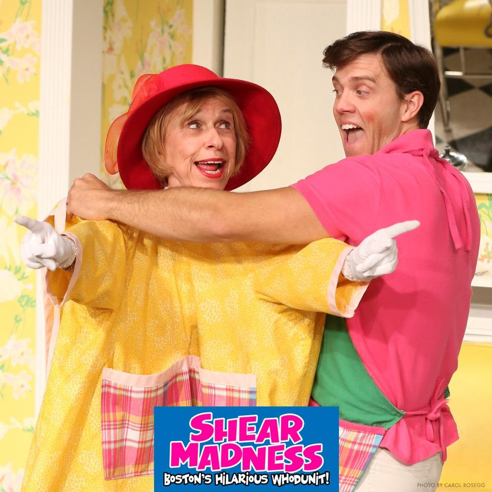 Shear Madness - A Comedy Whodunit