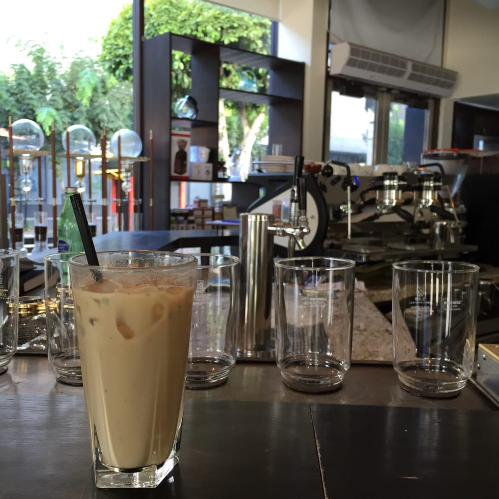 Cafe Demitasse Los Angeles Ca