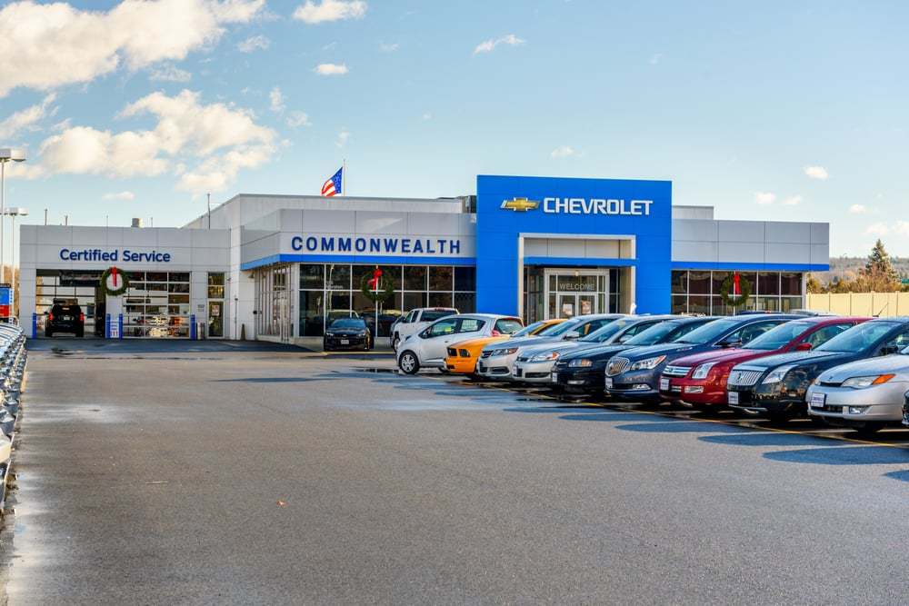 Commonwealth Chevrolet Auto Repair 155 Marston St