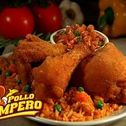 Fast Food Restaurant in Tampa, Florida. People talk about spanish food, chicken and lunch. See reviews and recommendations.