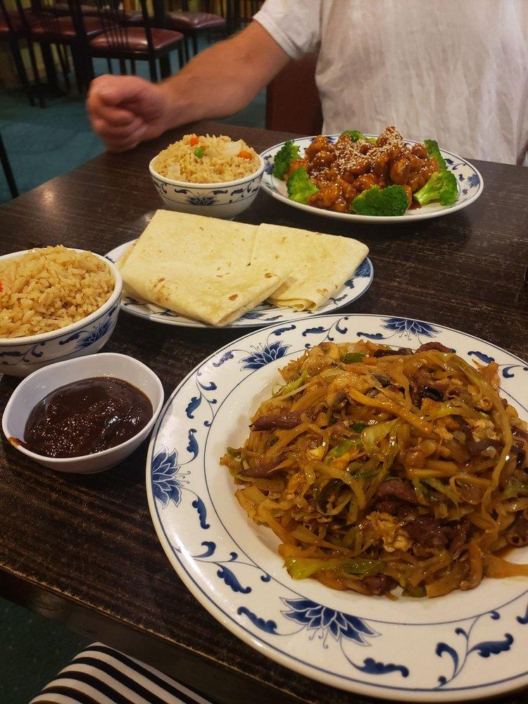 Asian Garden: 12035 S Main St, Trenton, GA