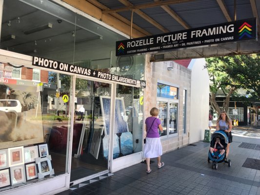 Rozelle Picture Framing Framing Rozelle New South Wales Phone