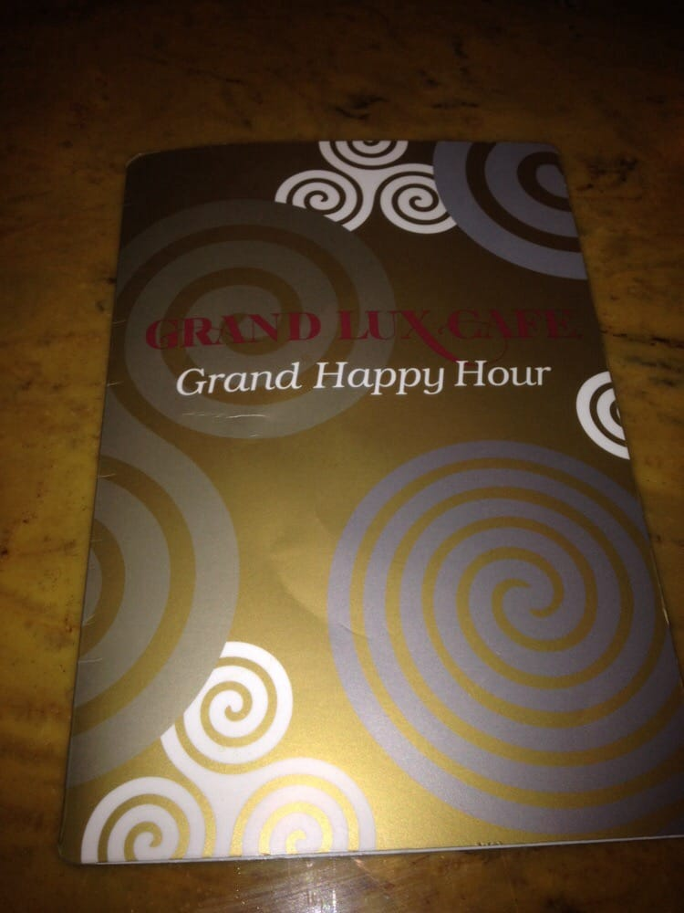 Yesssss Happy Hour Menu Yelp
