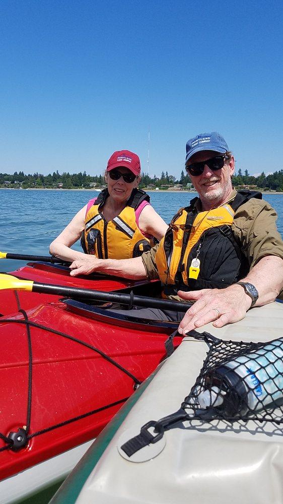 Portland Kayak Company: 6600 SW Macadam Ave, Portland, OR