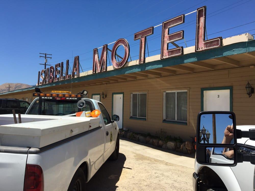 Isabella Motel Lake Isabella