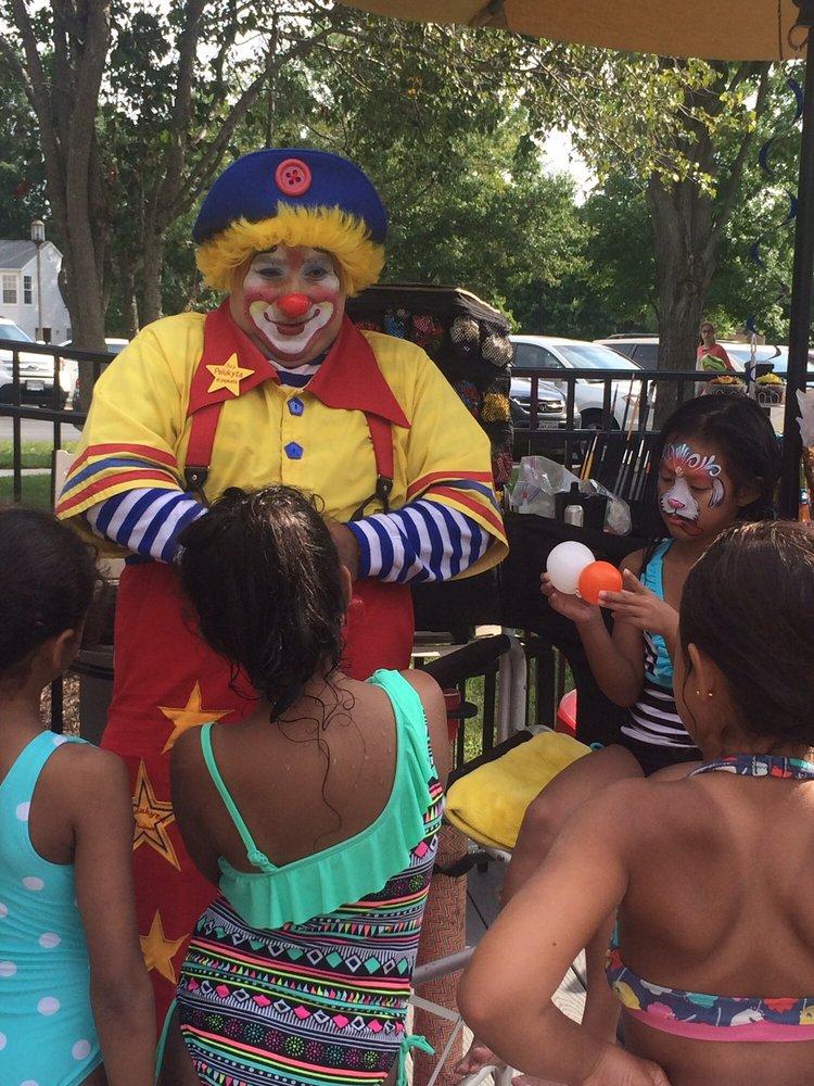 Pelukyta the Clown: Washington, DC, DC