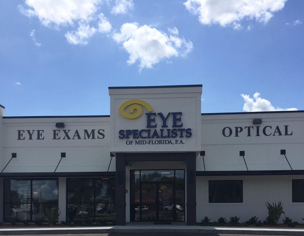 Eye Specialists of Mid Florida, P.A: 202 Magnolia Ave, Auburndale, FL