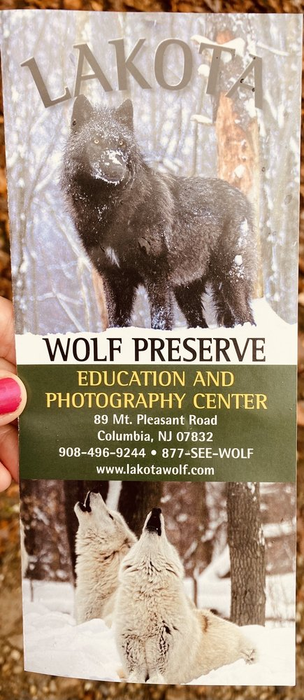Lakota Wolf Preserve: 89 Mt Pleasant Rd, Columbia, NJ