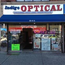 Indigo Optical - Optometrists - 32-41 Steinway St, Astoria
