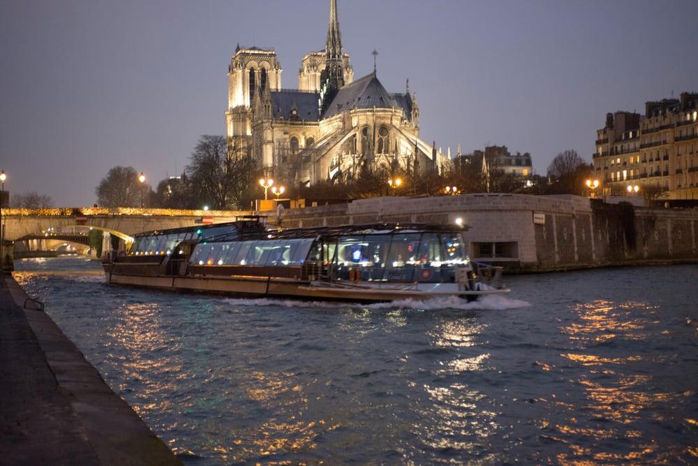 Bateaux parisiens 272 photos 131 reviews boat - Bateaux parisiens port de la bourdonnais ...