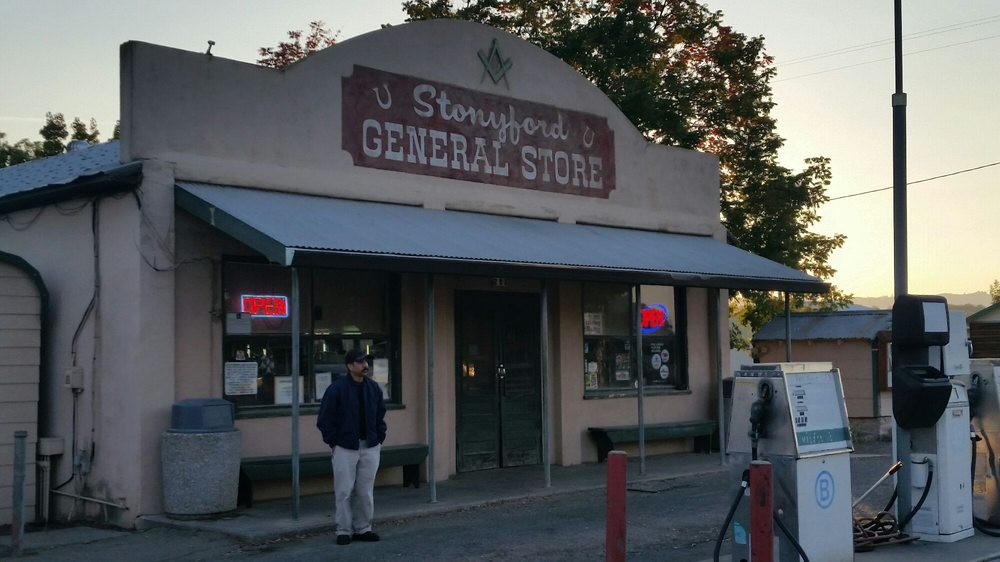 Stonyford General Store: 292 Market, Stonyford, CA