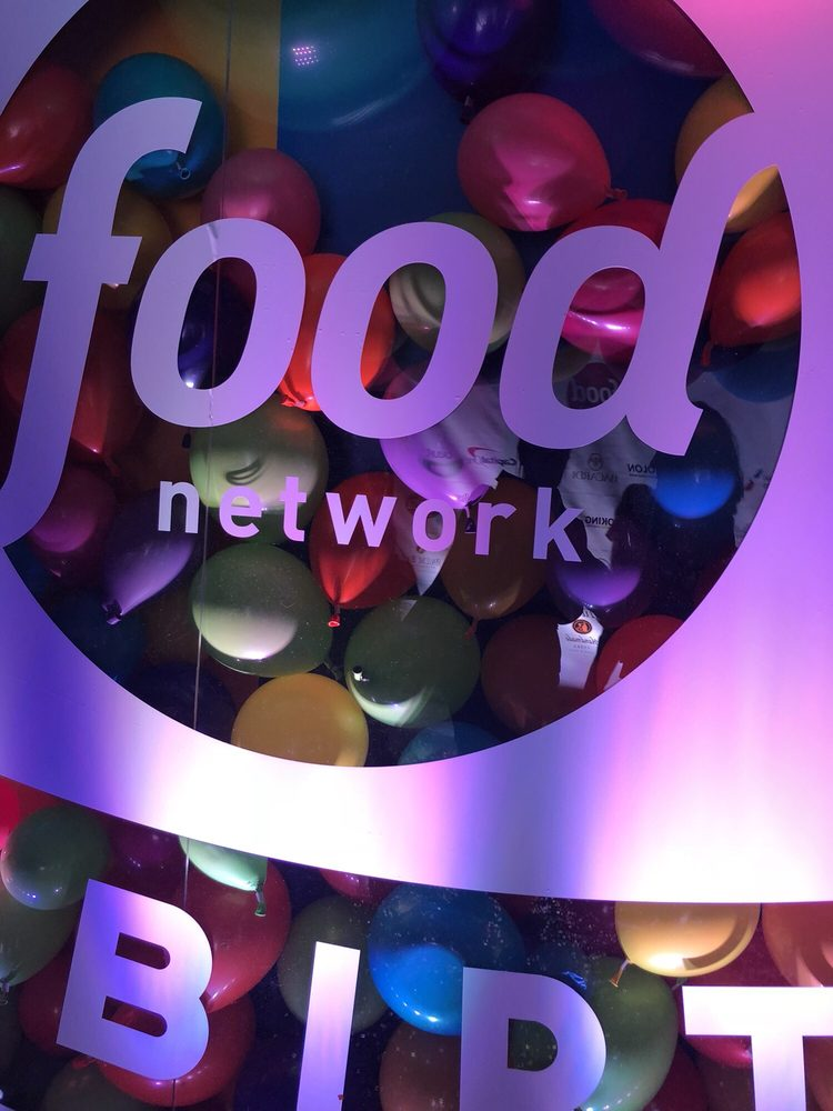 Food Network & Cooking Channel NYC Wine & Food Festival