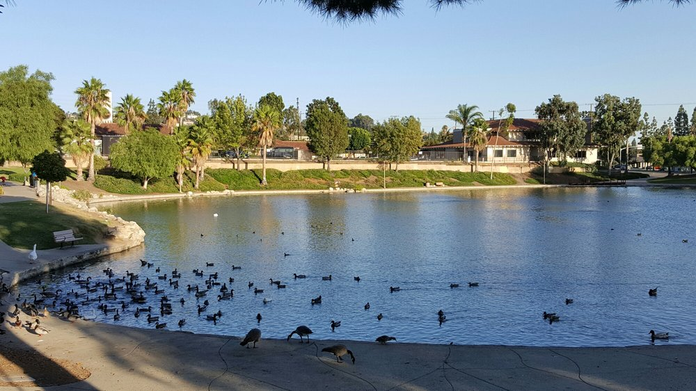 Eisenhower Park and Lake: 2864 N Tustin St, Orange, CA
