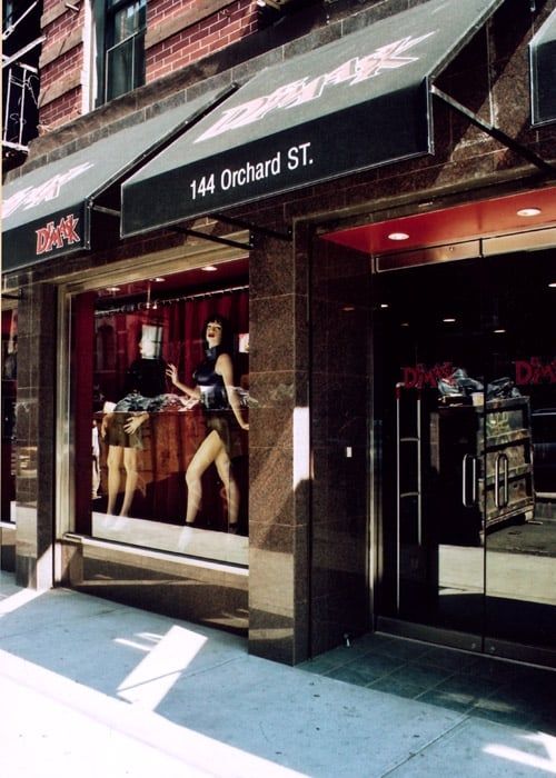 Adult Stores in Lower East Side, New