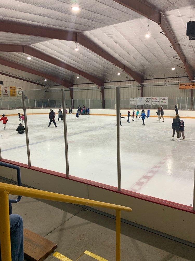 East Alton Ice Rink Management: 631 Lewis And Clark Blvd, East Alton, IL