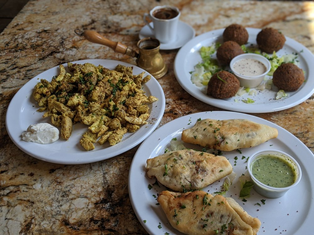 Petra Grill Mediterranean Cuisine: 1335 W Elizabeth St, Fort Collins, CO