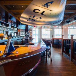 Photo Of Lighthouse Restaurant Cedar Lake In United States Our Bar Is