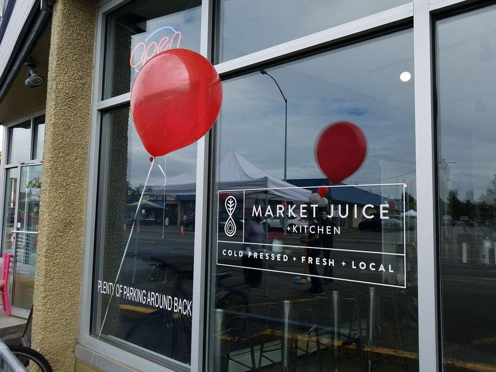 Market Juice Plus Kitchen