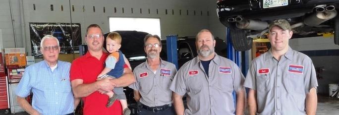 Brant Jones Auto & Towing: 1010 5th Ave E, Springfield, TN