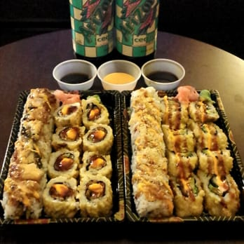Photo Of Oishi Anese Restaurant Worcester Ma United States Sushi In The