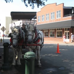 Plantation Carriage Tours 1000 E President St Savannah Ga