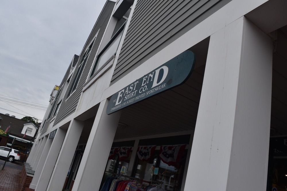 The East End Shirt Company: 3 Mill Creek Rd, Port Jefferson, NY