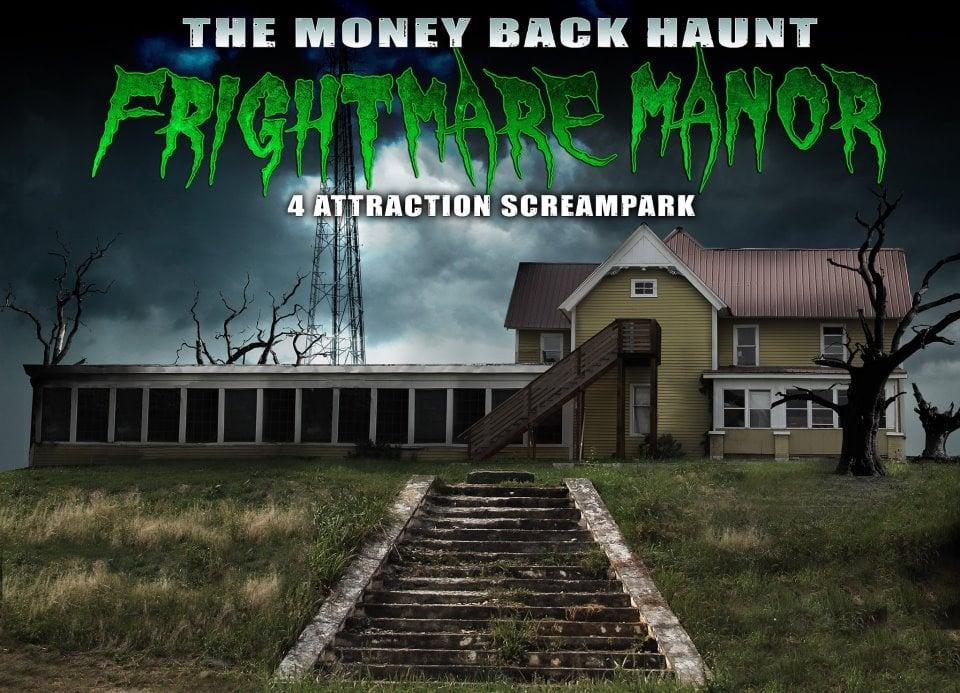 Frightmare Manor: 7588 W Andrew Johnson Hwy, Talbott, TN