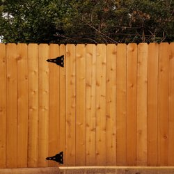 Photo Of Texas Apache Fence Richmond Tx United States Love Our Gate