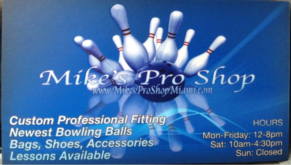 Mike's Pro Shop: 9275 SW 40th St, Miami, FL