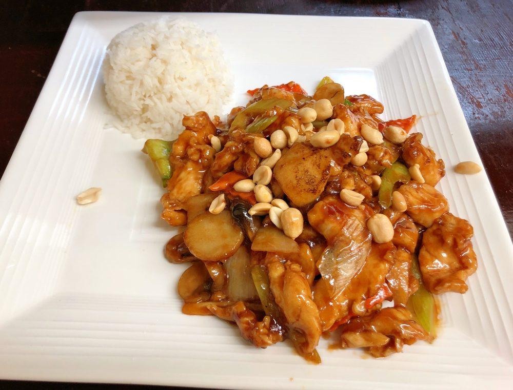Phoenix Asian Cuisine: 318 Edmond Rd NE, Piedmont, OK